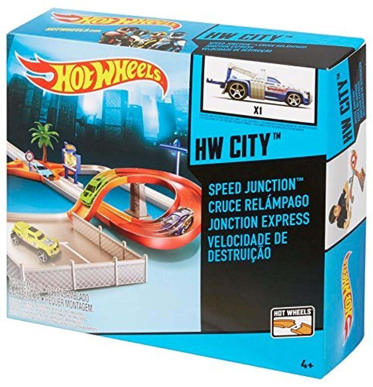 Hot Wheels City Speed Junction Playset by Hot Wheels [並行輸入品]