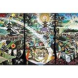 1000ピース ジグソーパズル 藤城清治 六文銭の夢(長野) (50x75cm)