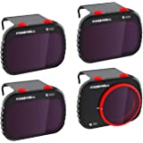Freewell Standard Day - 4K Series - 4Pack Filters Compatible with Mavic Mini Drone