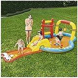スライドが付いている巨大で膨脹可能な海の動物の子供の遊び場のプール、子供のための膨脹可能なプール、3歳以上の子供のための、435 * 213 * 117cm