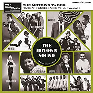 The Motown 7s Box Vol 3 [7 inch Analog]