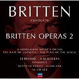 Britten Conducts Britten Operas Vol.2