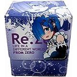 Re:ゼロから始める異世界生活 リゼロ デッキケース カードホルダー レム perple