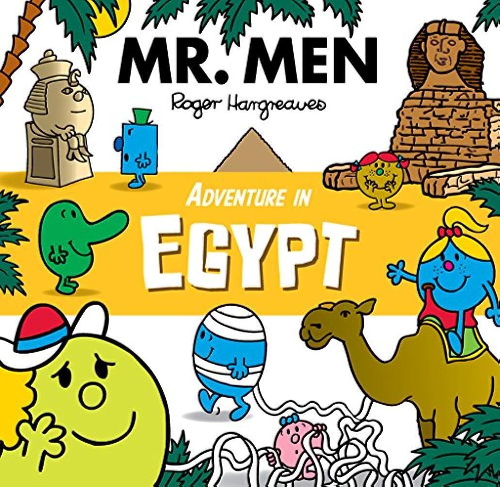 Mr. Men Adventure in Egypt (Mr. Men and Little Miss Adventures) (English Edition)