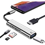 USB C to 4K HDMI Adapter DeX Station & DeX Pad Alternative for Samsung Galaxy Note 10/S10/S10e/S9/S8Plus/Note8/Note 9/Tab S4/