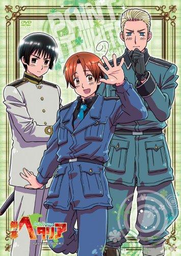 銀幕ヘタリア Axis Powers Paint it,White(白くぬれ!)のイメージ画像