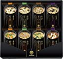 【マルコメ】 フリーズドライ お味噌汁 京懐石詰合せ (8種類/各5食 全40食) 箱付