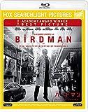 バードマン あるいは(無知がもたらす予期せぬ奇跡) Blu-ray