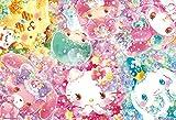 1000ピースジグソーパズル フローラリウム お花に囲まれて(49×72cm)