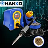 GENUINE Hakko FX-888D Home Electrical Digital LCD Repair Soldering Station Iron
