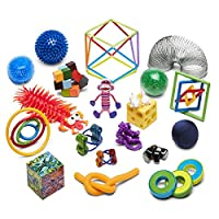 オフを形にFidgetセット–セットof 20Fiddle Toys