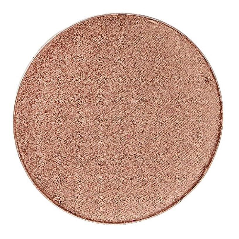 マーク快い真鍮美容キラキラアイシャドウパレット化粧品アイシャドウメイク5色 - #39ブラウン