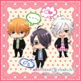 BROTHERS CONFLICT マイクロファイバーミニタオル 椿・梓・棗