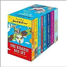 The World Of David Walliams: The Biggest Box Set [8 Box Set]