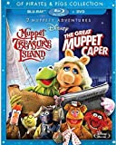 GREAT MUPPET CAPER/MUPPET TREASURE ISLAND