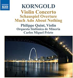 Violin Concerto / Much Ado Abouth Nothing