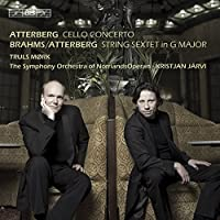 Atterberg: Cello Concerto / Brahms - アッテルベリ:チェロ協奏曲 作品21