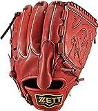 ZETT(ゼット) 野球 硬式 グラブ プロステイタス 投手用  (右投げ用)  BPROG51 ボルドーブラウン(4000) LH