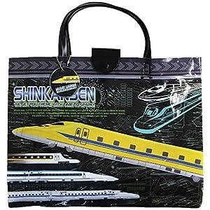 リアルシンカンセン ビーチバッグ [プールバッグ/水着バッグ] マリアリ Lサイズ 065022 電車グッズ