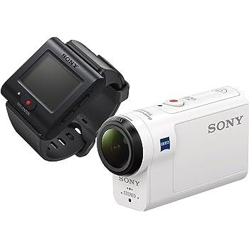 ソニー SONY ウエアラブルカメラ アクションカム 空間光学ブレ補正搭載モデル(HDR-AS300R) ライブビューリモコンキット