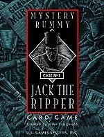 Mystery Rummy: Jack the Ripper (Mystery Rummy Case)