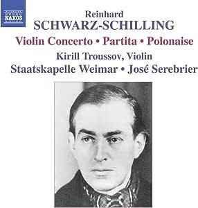 Partita for Orchestra Polonaise Violin Concerto