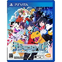 デジモンワールド -next 0rder- - PS Vita