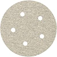 PORTER-CABLE 725510410 5-Inch PSA Exp 5 Hole 40G Disc (10-Pack) by PORTER-CABLE