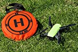 HOODMAN - ヘリポート60 【小型ドローン用 ランディングパッド】 画像