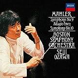 マーラー:交響曲第9番、第10番《アダージョ》