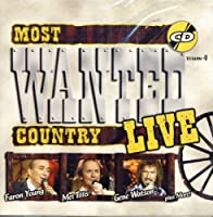 Most Wanted Country Live 4 [DVD]