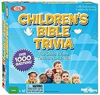 Ideal Children's Bible Trivia Game [Floral] [並行輸入品]