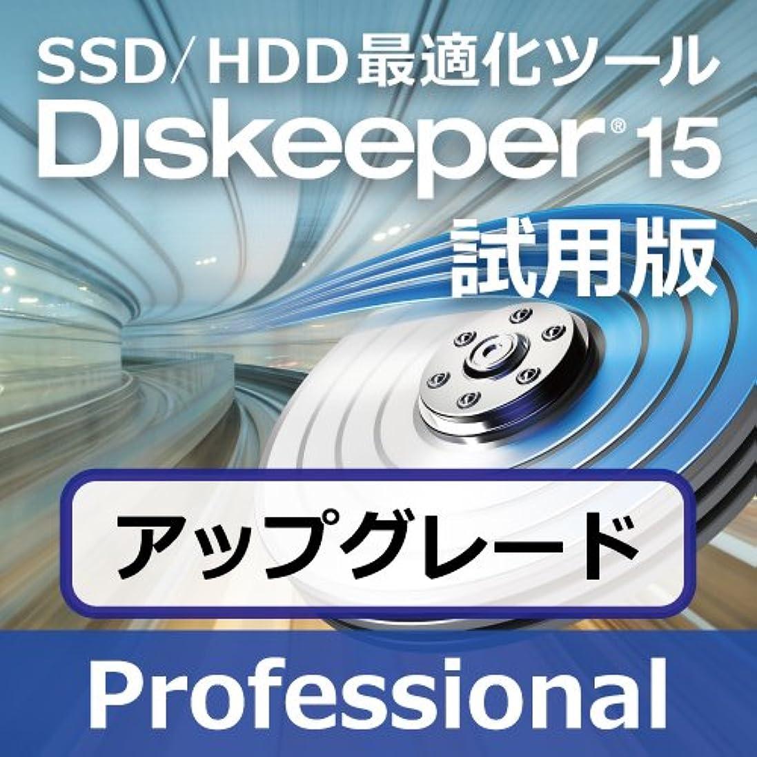 悪用急性ラッシュDiskeeper 15J Professional アップグレード 試用版 [ダウンロード]