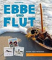 Ebbe und Flut: Nordsee Kueste Wattenmeer