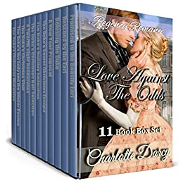 Love Against the Odds: 11 Book Regency Romance Box Set by [Darcy, Charlotte]