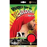 King.J Super Long Unisex Spandex Cap For Dreadlocks - Black