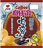 カルビー ポテトチップス 水ようかん味 (福井県) 55g×12袋