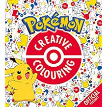 The Official Pokemon Creative Colouring