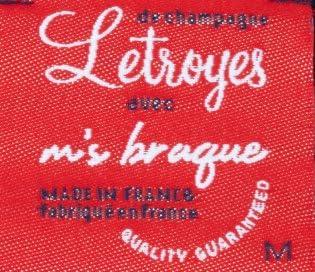 Letroyes x m's braque(ルトロワ x エムズ・ブラック)