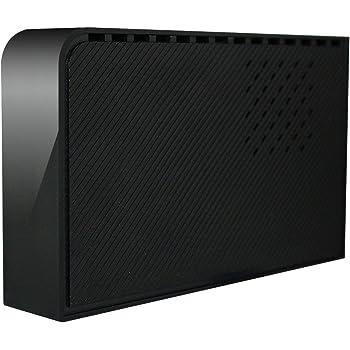 MARSHAL SHELTER 【据え置き】 3.5インチ 外付け HDD 【3TB】 据え置き USB 3.0 搭載 TV録画対応 ハードディスク MAL33000EX3-BK