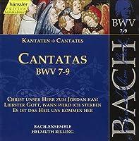 Bach:Comp Works-Cantatas 7