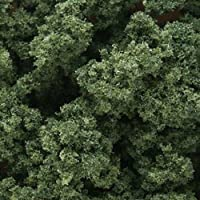 Clump Foliage 57.7 Cubic Inches-Medium Green by Woodland Scenics