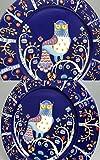 イッタラ(iittala) タイカ 500491 プレート 30cm ブルー 【並行輸入品】 画像