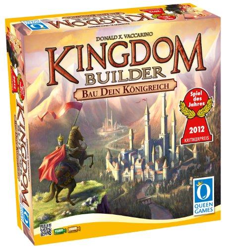 キングダムビルダー (Kingdom Builder) ボードゲーム