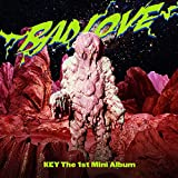 BAD LOVE-PhotoBook A Ver.(韓国盤)