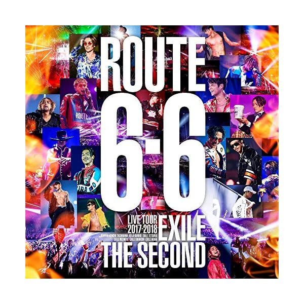 EXILE THE SECOND LIVE TO...の商品画像