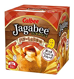 カルビー じゃがビー Jagabee バターしょうゆ味 90g × 12個 (B00JXEYTS8) | Amazon price tracker / tracking, Amazon price history charts, Amazon price watches, Amazon price drop alerts