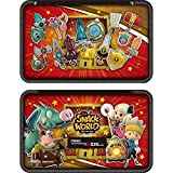 スナックワールド new NINTENDO 3DS LL 専用 ポーチ ジャラ Ver.