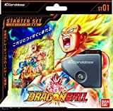 IC Cardass Dragon Ball first starter set (IC card reader Bundle) [ST01 (R)] [並行輸入品]