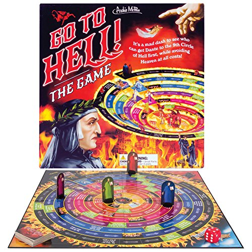 Go to Hell 。The Game Devilishダッシュthrough Deadly Sins to Dante 's Inferno